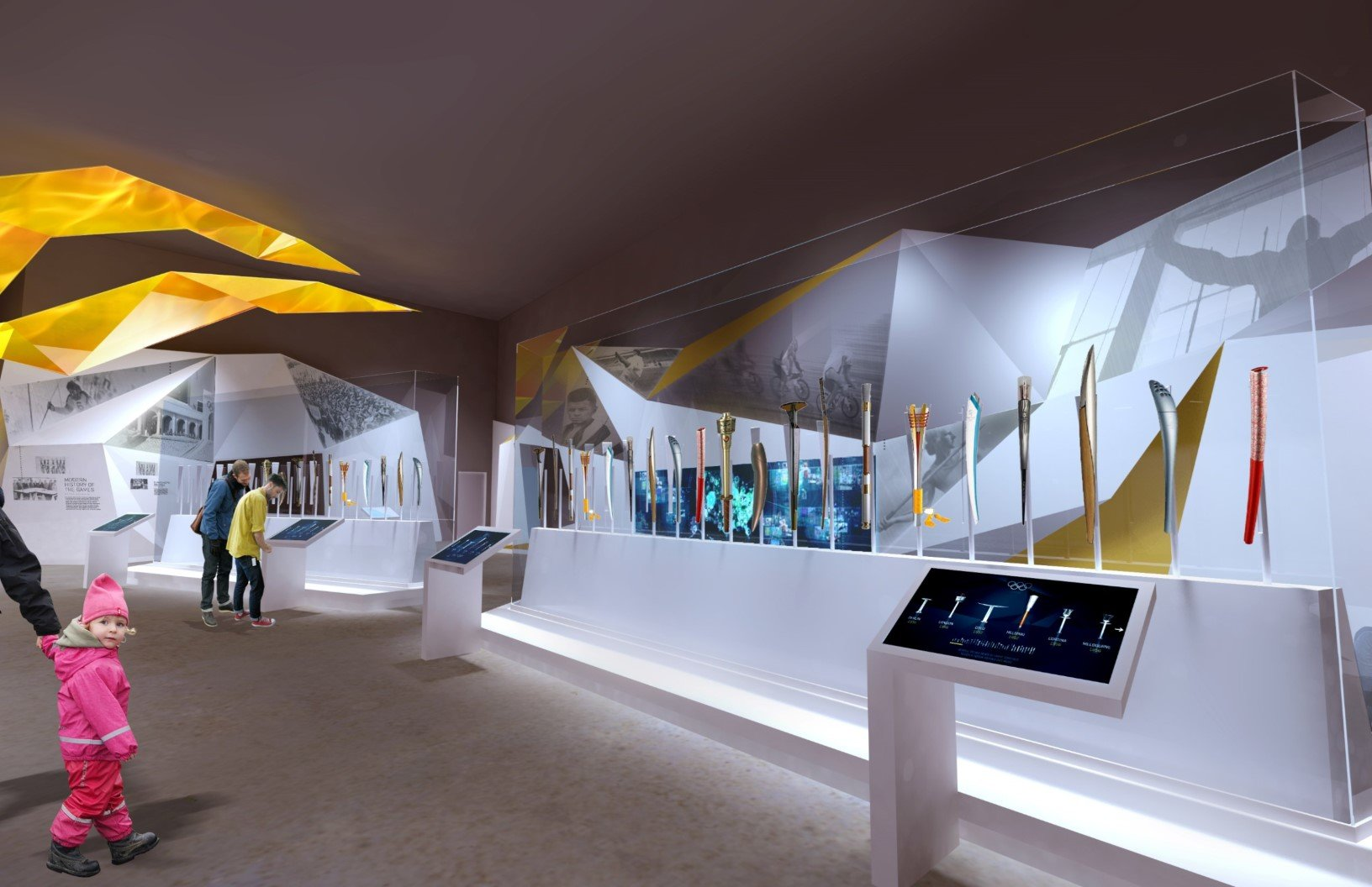Olympic Museum Flame Room | RE/MAX Colorado Springs